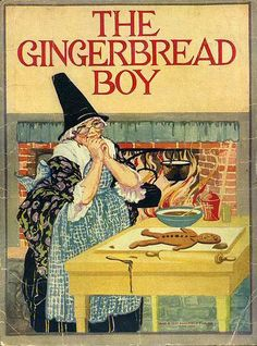 gingerbread boy 1921 | Flickr - Photo Sharing!