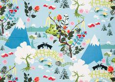 Ikea pattern by Lotta Kühlhorn