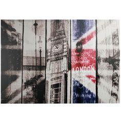 Cuadro Londres Vintage 50 x 70 - www.querregalo.com