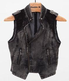 Double Zero Asymmetrical Vest at Buckle.com