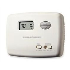 WHITE-RODGERS PRP-SPEC#70COMFORT SET SINGLE STAGE DIGITAL NON-PROGRAMMABLE TH... by White Rodgers. $34.99. WHITE-RODGERS SINGLE STAGE NON-PROGRAMMABLE THERMOSTAT.