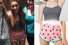 Ariana Grande meeting fans July 3rd, 2013 - photo: agrande-news