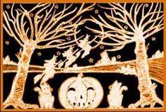La Ruota dell'Anno, Samhain - Halloween