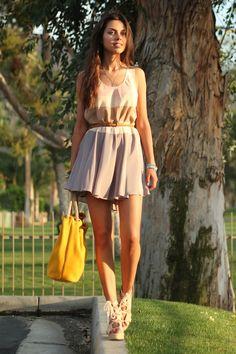 VIVALUXURY - FASHION BLOG BY ANNABELLE FLEUR: Palm Springs, I love you...