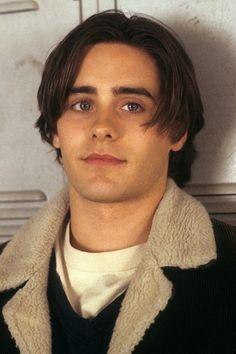 Jared Leto. 1993. 90s Men's Hair. 1990s Hair Styles. Long Mens Hair.