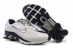 http://www.jordannew.com/mens-nike-shox-r4-shoes-white-dark-navy-for-sale.html MEN'S NIKE SHOX R4 SHOES WHITE/DARK NAVY FOR SALE Only 72.67€ , Free Shipping!