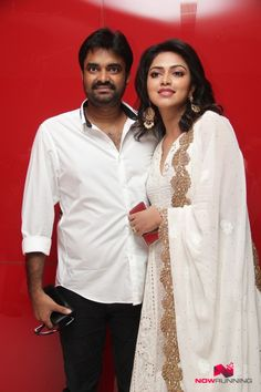 Amala Paul and AL Vijay at Pasanga 2 Movie Audio Launch