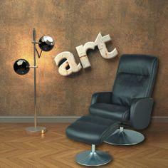 1000 images about fauteuil relax pivotant on pinterest poufs chaise longue and bureaus. Black Bedroom Furniture Sets. Home Design Ideas