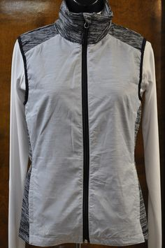 women's clothing, [sku] Heathered Vest,  Vest,  Nivo, ladies golf accessories- From the Red Tees