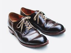 Leather Art, Leather Boots, Navy Shoes, Derby, Fashion Shoes, Shoe Boots, Oxford Shoes, Shell, Arts And Crafts