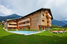 Located in the center of Sankt Gallenkirch in the Montafon Valley Appart Gastauer is just a 10 minutes walk away from the Grasjoch and Vallisera Cable. Appart Gastauer Sankt Gallenkirch Austria R:Vorarlberg hotel Hotels Hotels, Reservoir Dogs, Austria, Mansions, House Styles, Outdoor Decor, Home Decor, Bergen, Cable