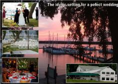 Unique waterfront wedding venue in Cecil County MD