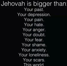 """Psalms Throw your burden on Jehovah, And he will sustain you. Never will he allow the righteous one to fall. Yes Jehovah is only a """"prayer"""" away! Spiritual Encouragement, Encouragement Quotes, Bible Quotes, Bible Verses, Scriptures, Psalm 133, Isaiah 41, Spiritual Thoughts, Spiritual Quotes"""