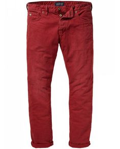 Pantalón 5 bolsillos slim fit Scotch & Soda (20083505) Khaki Pants, My Style, Fashion, Pockets, Pants, Men, Moda, Khakis, Fashion Styles
