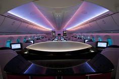 Qatar Airways Business Class Dreamliner