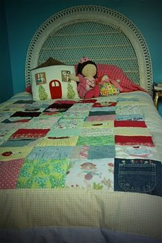 baby clothes quilt Baby Clothes Project for birthmom?