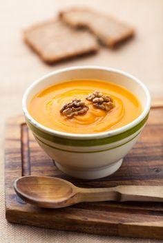 Autumn Vegetable Soup – Italian Style