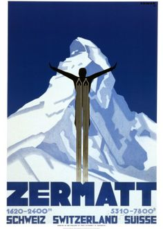 Zermatt Prints by Pierre Kramer at AllPosters.com