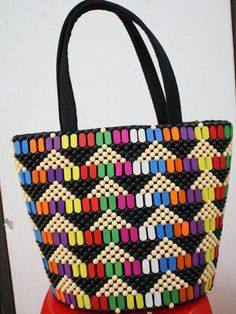 Beaded bag 3 Beaded Bags, Bridal Collection, African, Tote Bag, Beads, Quotable Quotes, Trending Outfits, Beadwork, Unique Jewelry