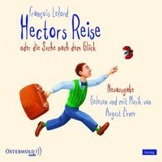 """""""Hectors Reise. Oder die Suche nach dem Glück."""" von François Lelord. Was soll ich dazu schreiben? Das Hörbuch wirkt sicher nicht durch den Sprecher. Aber der soll hier ja gar nicht in den Vordergrund rücken, Sondern eben die Geschichte mit ihren 23 eigentlich recht einfachen Antworten <3. Übrigens: Ich konnte auch in diesem Jahr beim Welttag Lesefreu(n)de als """"Verschenker"""" dabeisein - und war besonders glücklich, dass ich damit ein paar liebe Menschen mit Hector auf die Reise schicken…"""