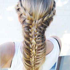 Lace Mermaid Braid - Trends & Style