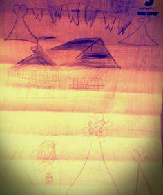 Desenho da Vavá <3