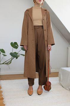 Image of Max Mara alpaca coat