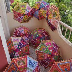 Sun Parasol, Sun Umbrella, Offset Umbrella, Ladies Umbrella, Beach Umbrella, Mango Flower, Folding Canopy, Umbrella Decorations, Stage Decorations