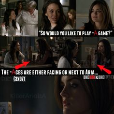 So, Marlene has us PLL P.I.'s going back to season three in search of clues to who could have possibly stole the gAme from Mona while she was at Radley.Interestingly enough Aria was among one of her visitors while she was at Radley. But, there is something a little strAnge about their visit that may beworth mentioning.The times that Hanna visited Mona in Radley, Mona acteda little crazy. Madhouse Mona at her finest. But, when Aria visits she seems to be focused and strategic.Mona greets…