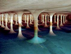 Water Reservoir, Munich By Peter Neusser
