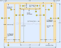 how to build the shed walls detailed instructions for framing the wall adding siding