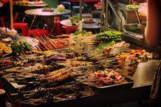#Streetfood in Kuala Lumpur, Malaysia. #travel