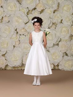Joan Calabrese 113340 Flower Girl and CommunionDress  0b47d5c263