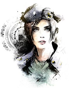 VVernacatola Art: Jill Valentine (Resident Evil)