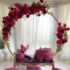 Rustic wedding reception decorations backdrops ideas for 2019 Desi Wedding Decor, Wedding Stage Design, Wedding Hall Decorations, Luxury Wedding Decor, Wedding Reception Backdrop, Backdrop Decorations, Backdrops, Party Wedding, Wedding Mandap