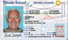 REAL ID In Rhode Island: 8 Questions Answered - Cranston, RI - The REAL ID deadline is fast approaching for Rhode Island residents. Here are some common REAL ID questions answered as you prepare. Certificate Of Eligibility, Driver License Online, Driver's License, Passport Card, Passport Online, Real Id, Doctors Note, Divorce Papers, Public Information