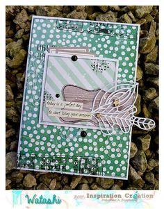 Inspiration Création Blog: Inspiration carterie {by Watashi}