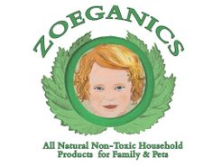 Zoeganics All Natural Non-Toxic Household Products for Family & Pets #ZoeganicsClean