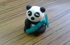 Oso Panda en Jumping Clay.
