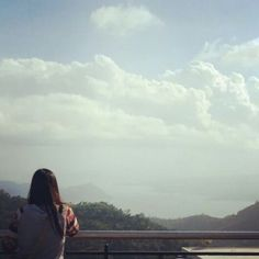 #travel #tagaytay #coldweather #niceview
