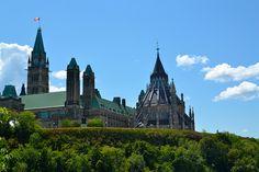 Behind Parliament Hill_, via Flickr.