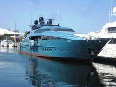 Palmer Johnson Yacht BLUE ICE