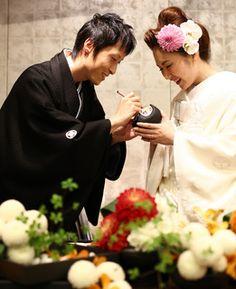 Wedding Kimono, Japan, Japanese