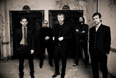 The National participará en el tributo a The Grateful Dead