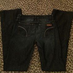 Like New JOE'S jeans Dark blue Jean nice boot cut Joe's Jeans Jeans Boot Cut