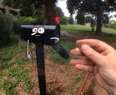 A Hilarious Stop-Motion Animation Inserts Cartoons Into Real Life