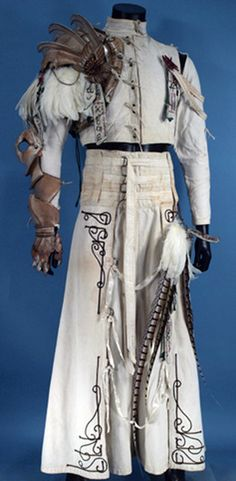 LARP costumeWhite Feather Larp costume » LARP costume