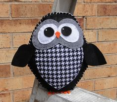 houndstooth owl & many others $7.00 and up.  Very cute!