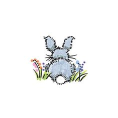 a bunny    Product No: 2321E