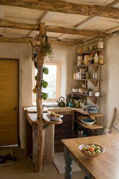 Moon to Moon: kitchen